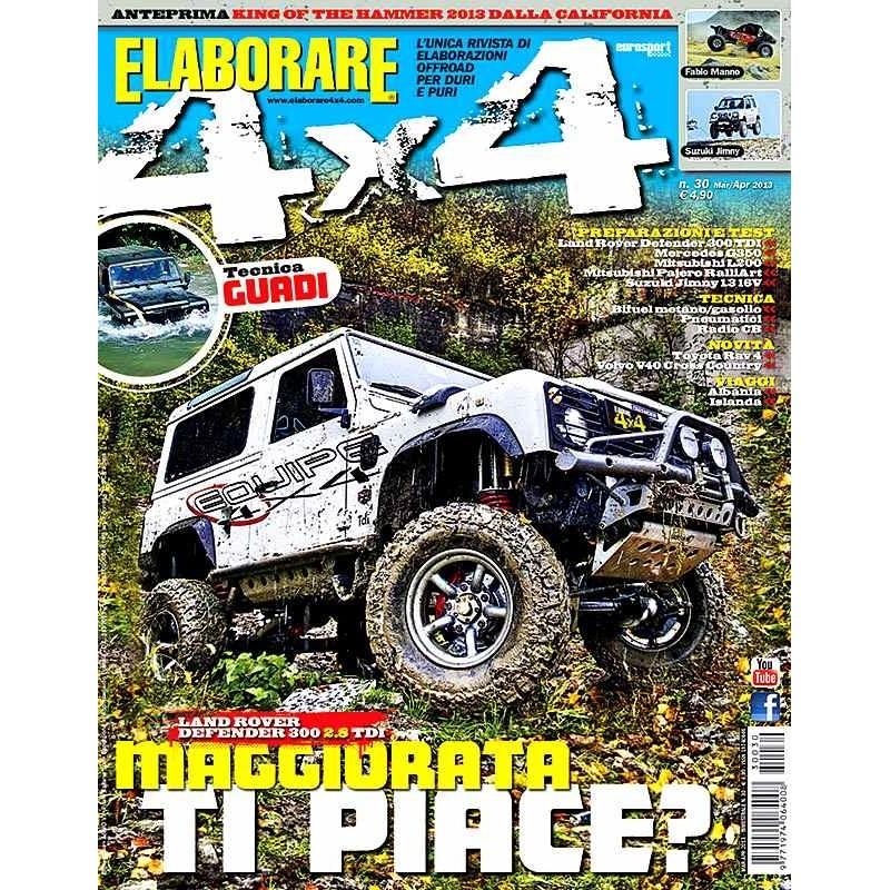 Elaborare 4x4 n.030 marzo-aprile 2013