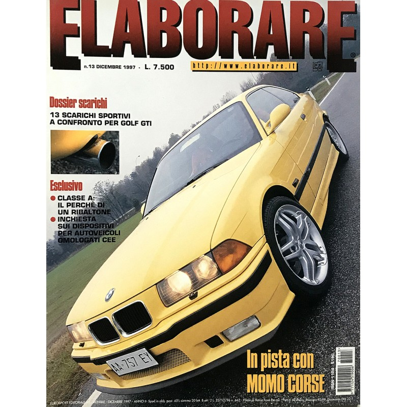Elaborare n° 13 Dicembre 1997