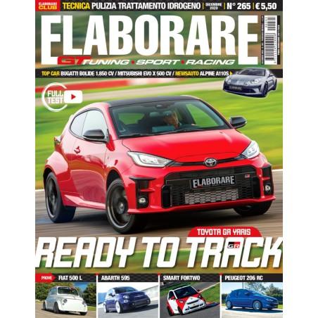 copy of Elaborare n° 260 Mag-Giugno 2020