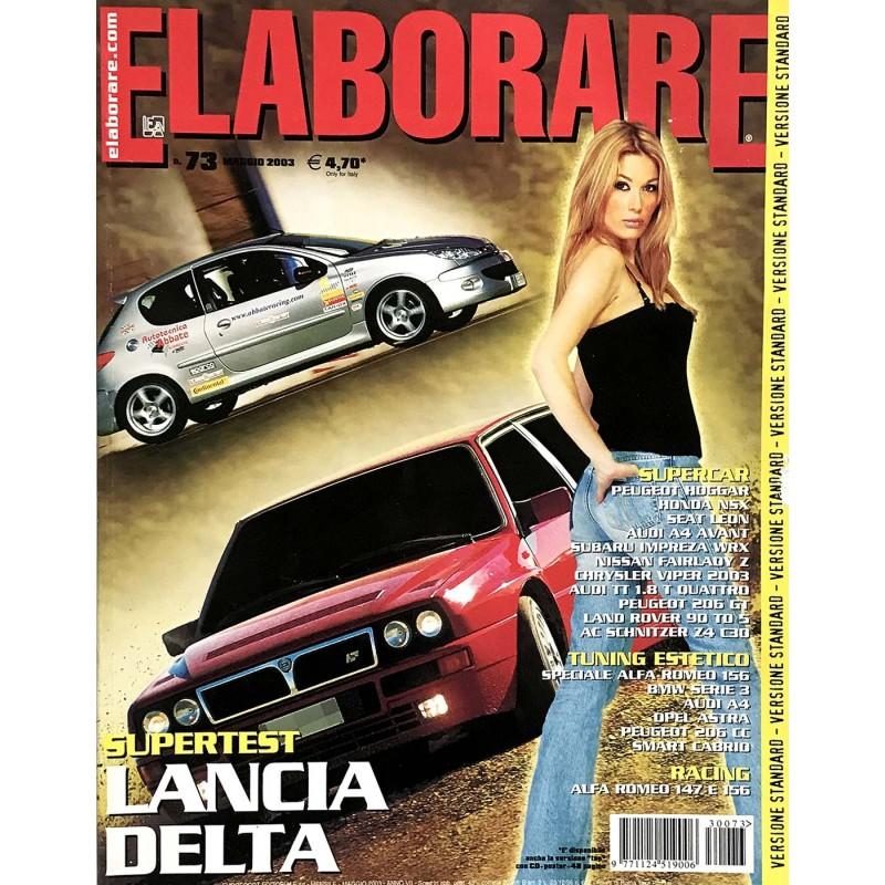 Elaborare n° 73 Maggio 2003