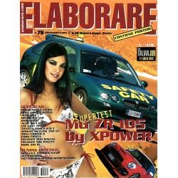 Elaborare n° 75 Luglio/Agosto 2003