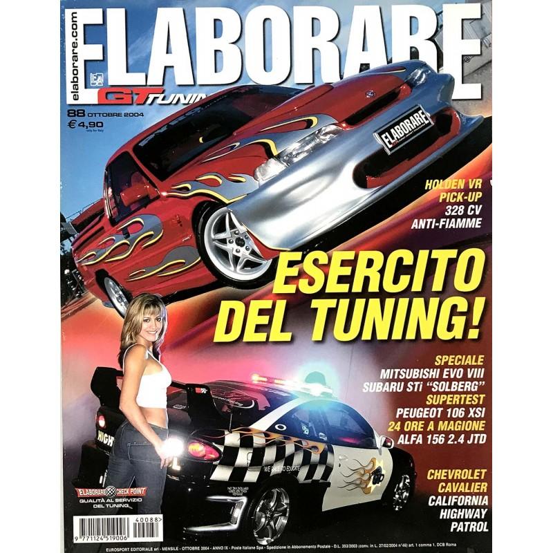 Elaborare n° 88 Ottobre 2004