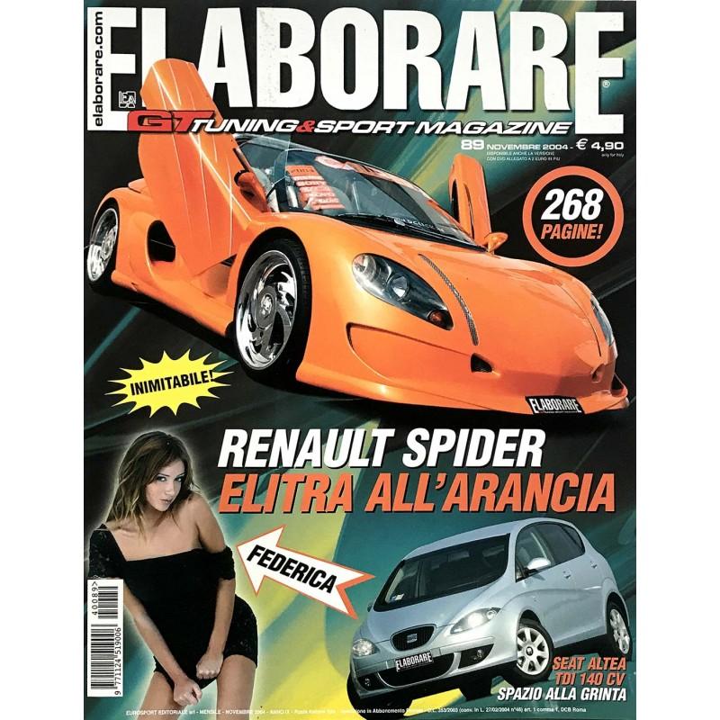 Elaborare n° 89 Novembre 2004