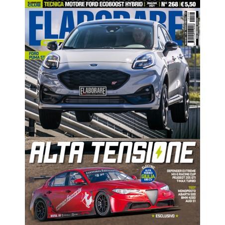 ELABORARE magazine ultimo numero + ABBONAMENTO a 5,5€ ogni 2 mesi