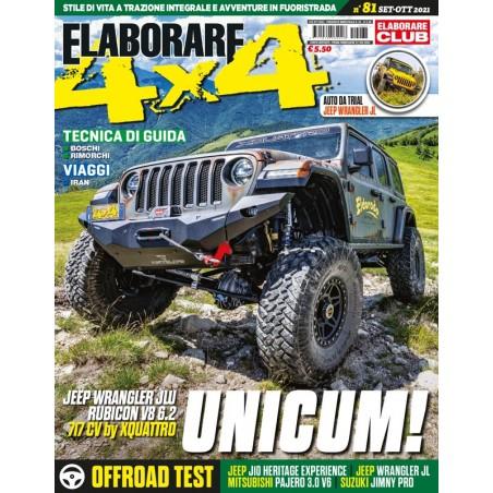 copy of !!NEW Elaborare 4x4 n°073 Maggio-Giugno  2020