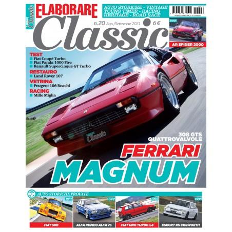 copy of Elaborare Classic n° 17 Dicembre 2019
