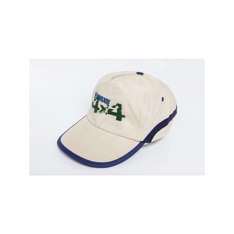 Cappellino ricamato Elaborare 4x4