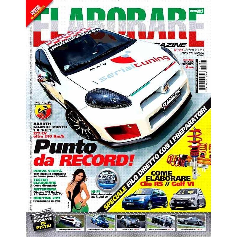 Elaborare n.157 gennaio 2011
