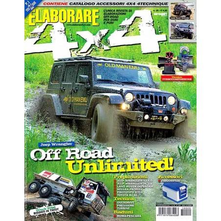Elaborare 4x4 n.020 luglio-agosto 2011
