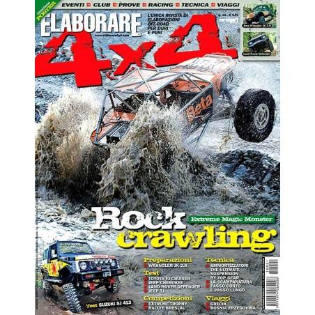 Elaborare 4x4 n° 21 settembre-ottobre 2011