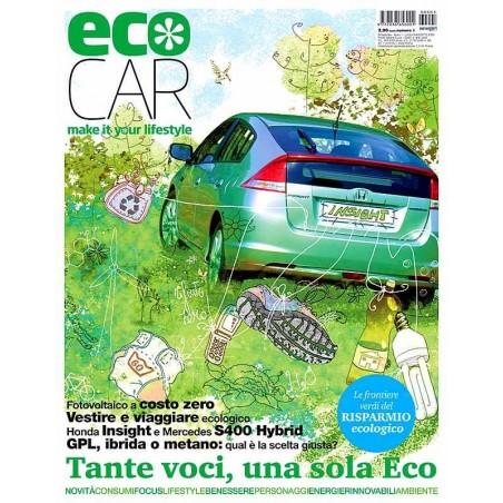 EcoCar n.001 luglio-agosto 2009