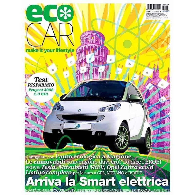 EcoCar n.003 febbraio 2010