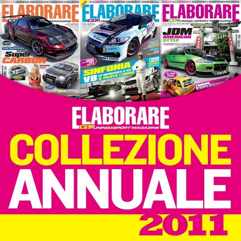 Collezione 2011 Elaborare GT Tuning