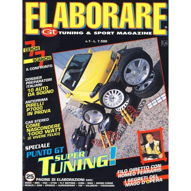 Elaborare n° 1 Maggio 1996
