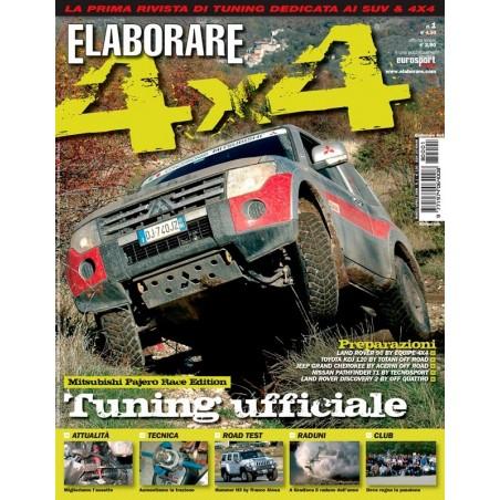 Elaborare 4x4 n° 1 Marzo-Aprile 2008