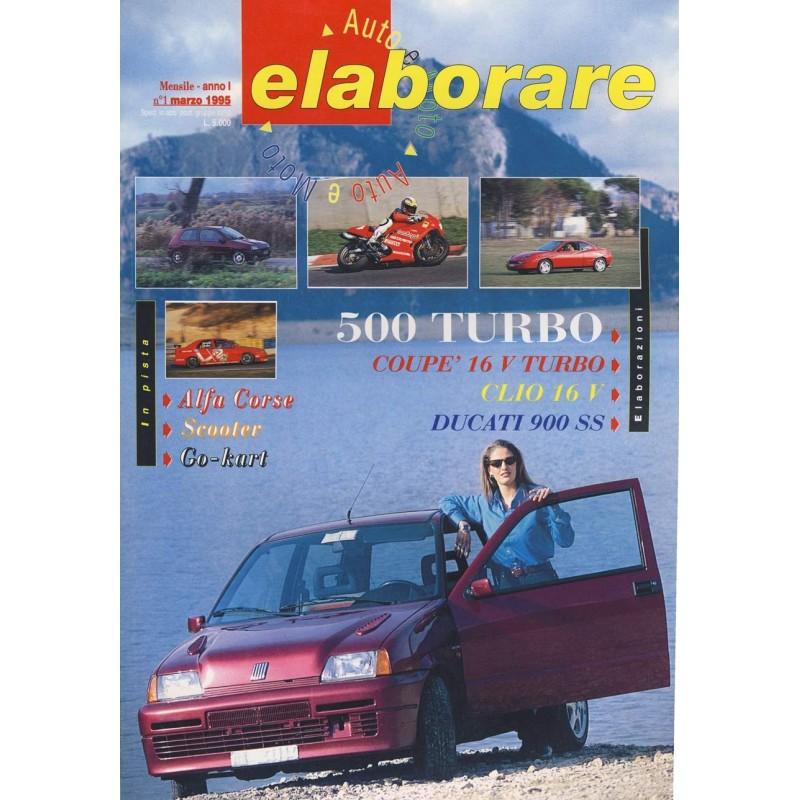 Elaborare n° 0 Marzo 1995