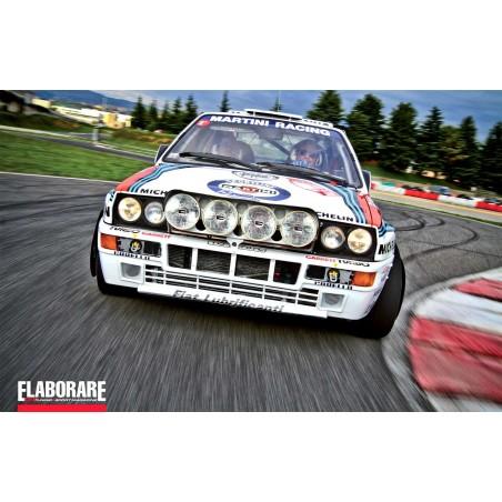 Poster DELTA INTEGRALE Martini Racing