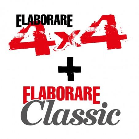 Abbonamento ELABORARE 4x4 + ELABORARE Classic 1 anno