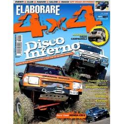 Elaborare 4x4 n.004 novembre-dicembre 2008