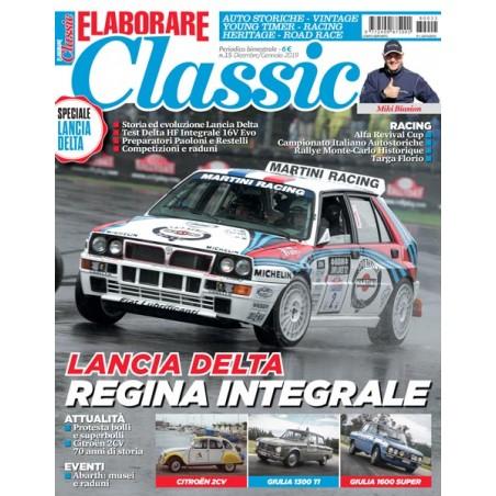 ABBONAMENTO annuale rivista Elaborare Classic 2 numeri