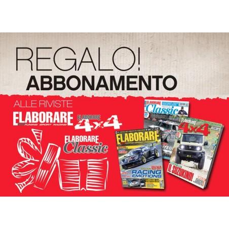 Regalo full 3 magazine Elaborare-4x4-Classic