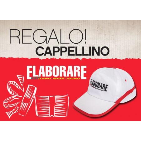 Cappellino Elaborare con CARTOLINA  - REGALO