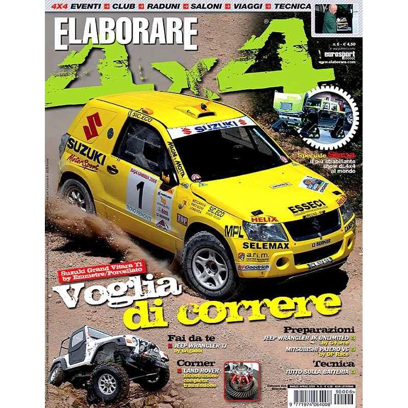 Elaborare 4x4 n.006 marzo-aprile 2009