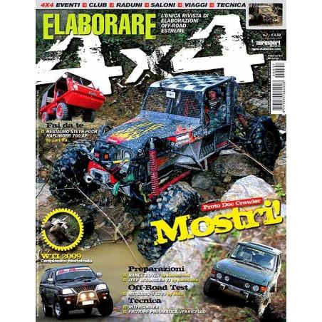 Elaborare 4x4 n.007 maggio-giugno 2009