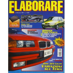 Elaborare n° 5 Gennaio 1997