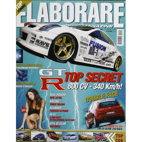 Elaborare n° 99 Ottobre 2005