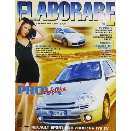 Elaborare n° 40 Maggio 2000