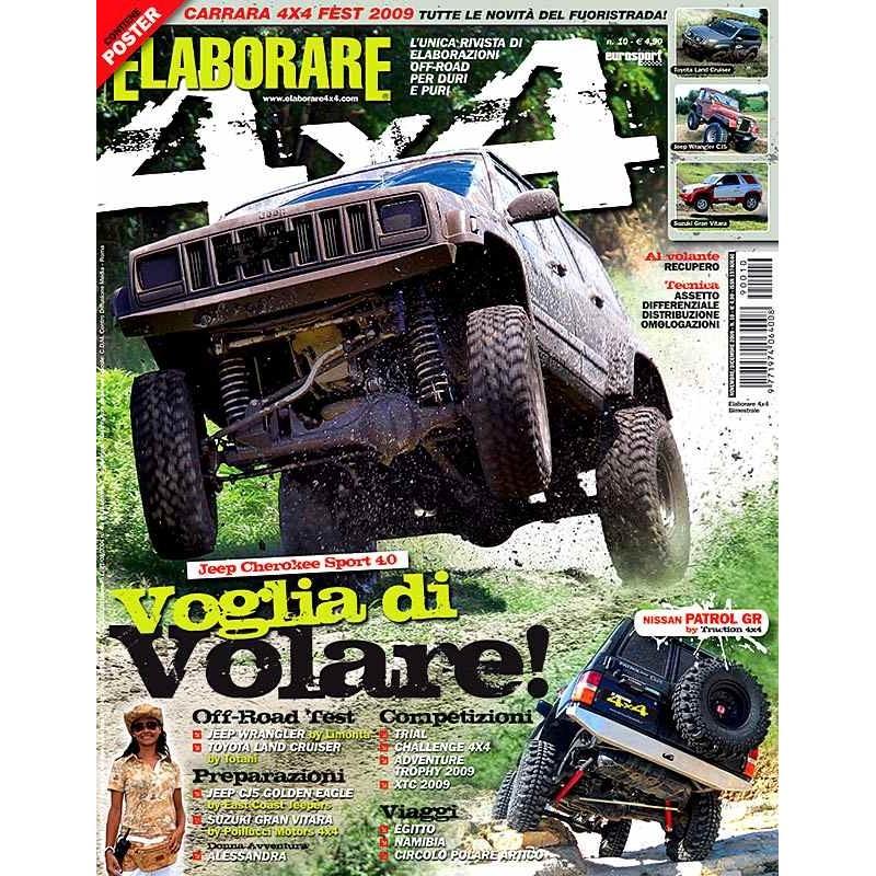Elaborare 4x4 n.010 novembre-dicembre 2009