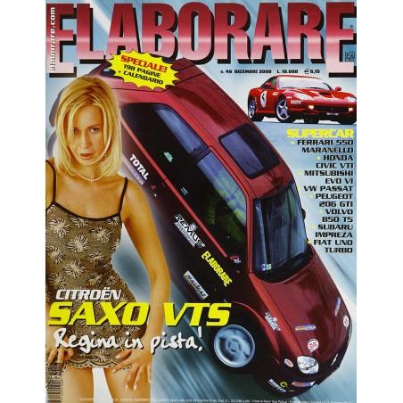 Elaborare n° 46 Dicembre 2000