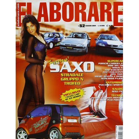 Elaborare n° 52 Giugno 2001