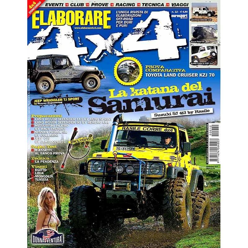 Elaborare 4x4 n.012 marzo-aprile 2010
