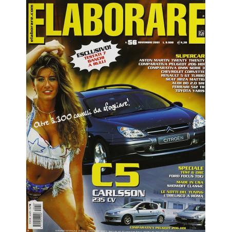 Elaborare n° 56 Novembre 2001