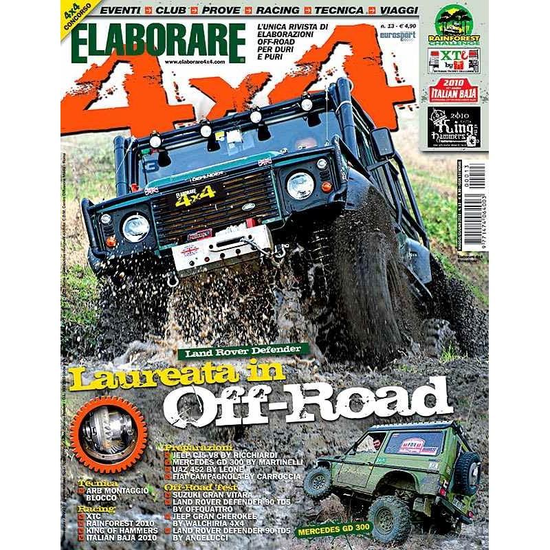 Elaborare 4x4 n.013 maggio-giugno 2010