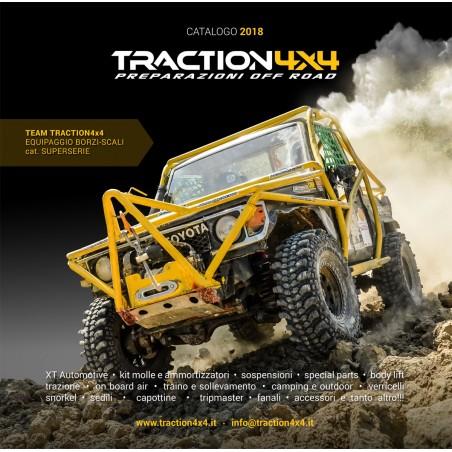 Catalogo Traction 4x4 + rivista ELABORARE