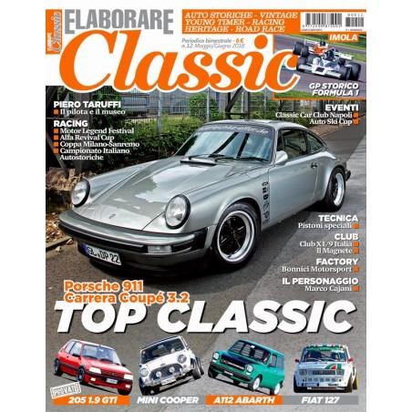 Elaborare Classic n° 12 Maggio-Giugno 2018