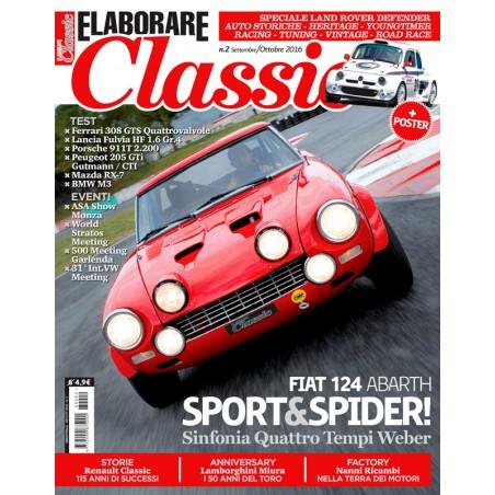 Elaborare Classic n.2 Settembre-Ottobre 2016