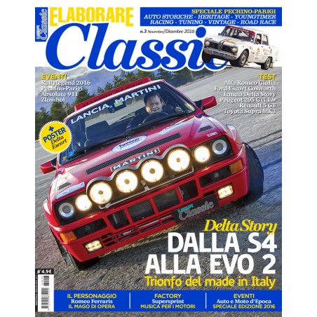 Elaborare Classic n.3 Novembre-Dicembre 2016