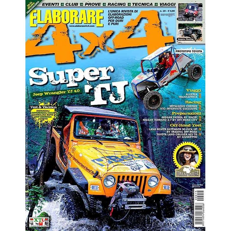 Elaborare 4x4 n.015 settembre-ottobre 2010