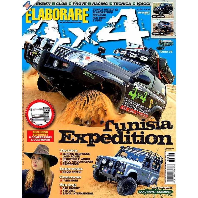 Elaborare 4x4 n.016 novembre-dicembre 2010
