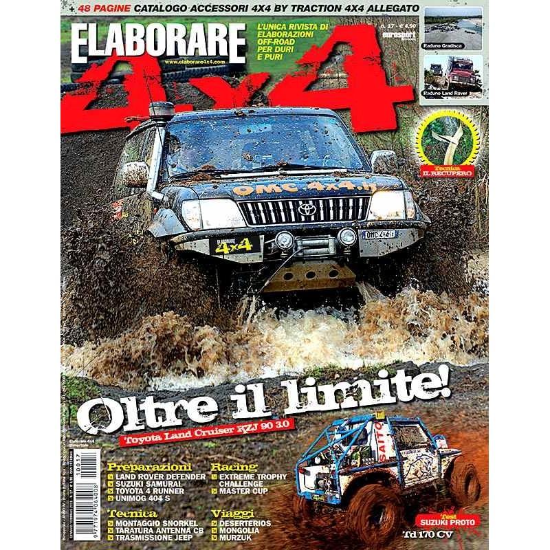 Elaborare 4x4 n.017 gennaio-febbraio 2011