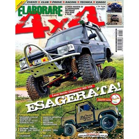 Elaborare 4x4 n.018 marzo-aprile 2011