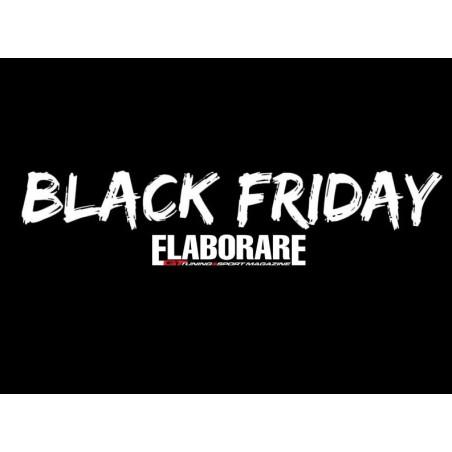 Black Friday abbonamento rivista! ELABORARE 11 numeri scontatissimo