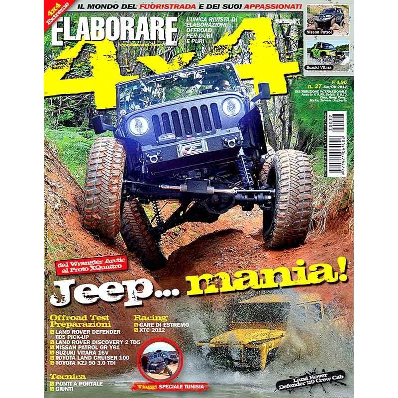 Elaborare 4x4 n.027 settembre-ottobre 2012