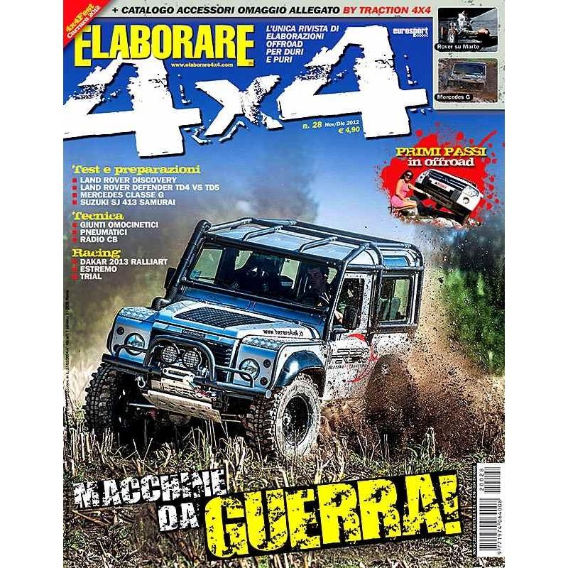 Elaborare 4x4 n.028 novembre-dicembre 2012
