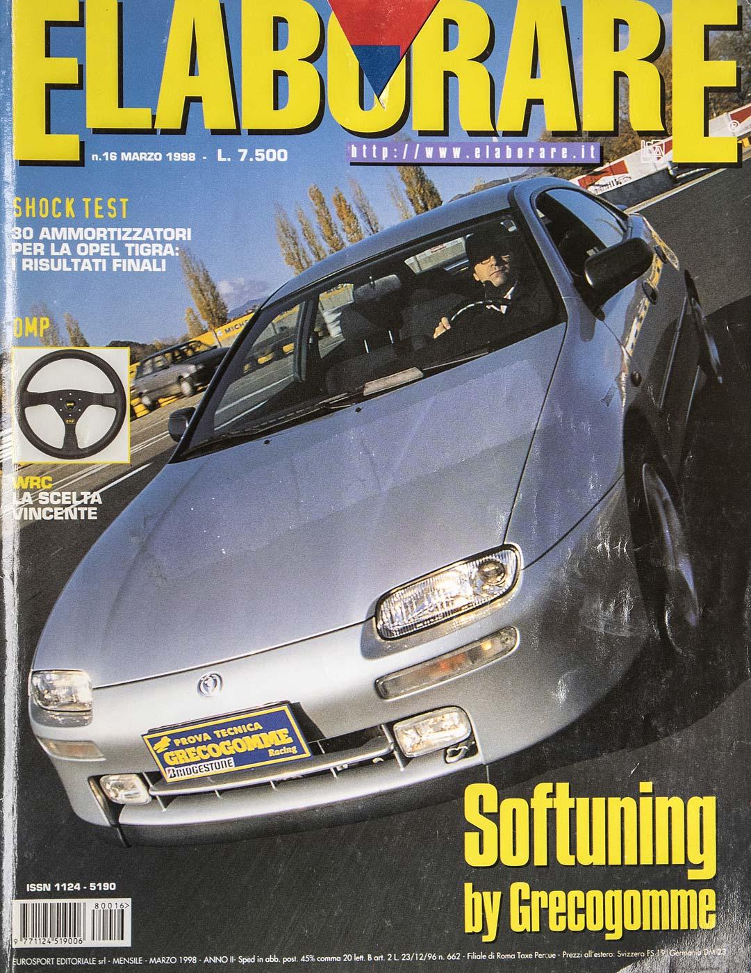 Elaborare n° 16 Marzo 1998