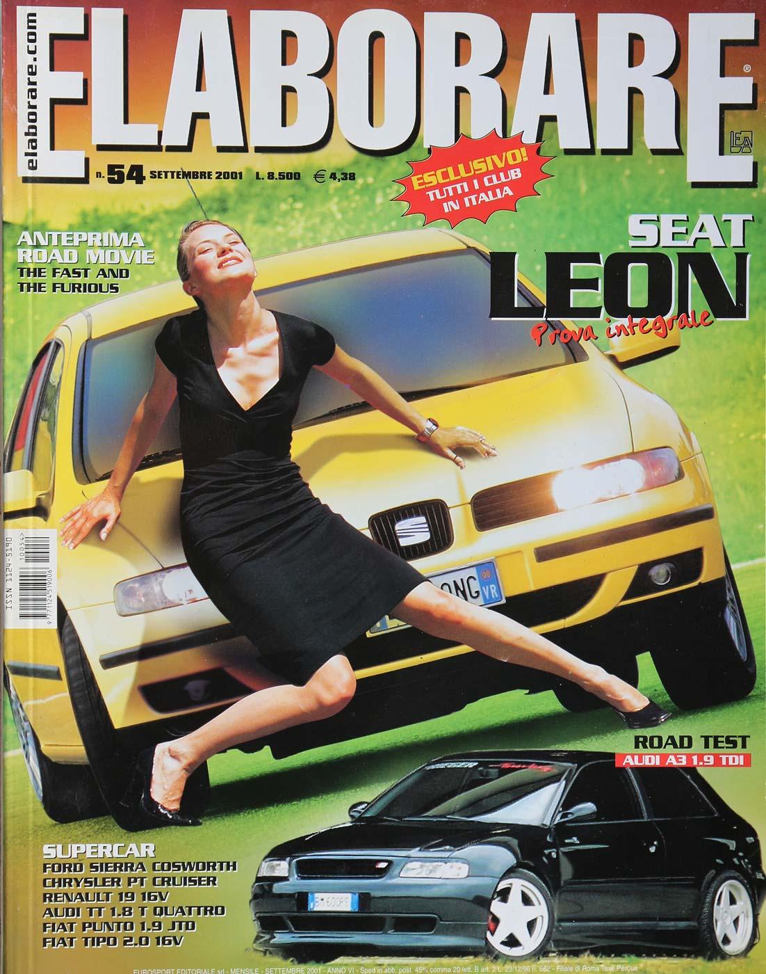 Elaborare n° 54 Settembre 2001